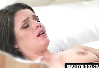 RealityKings - First Time Auditions - (Jean Slayer, Kacey Quinn) - Totally Tight
