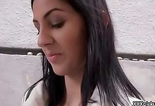 Public Blowjob For Horny Tousrist From Euro Teen Slut 25