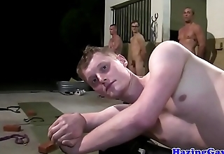 Real college twinks assfucked doggystyle