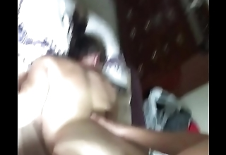 Wife cheats with huge cock bull