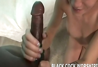 Do I look good completely filled with big black cock