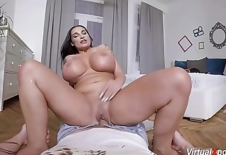 monster tits german milf Sandra Sturm pov sex
