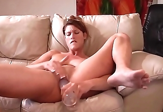 Danish amateur masturbates and squirts 2