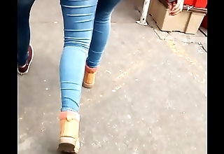 Outfit jeans and boots
