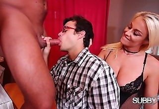 Paris Trains Her Husband Part 1: Love His Cock/Paris Trains Her Husband Part 2: