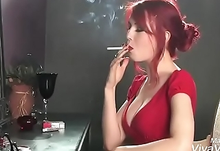 Smoking fetish 1