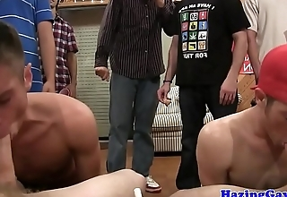 Real college gays fucking and cocksucking