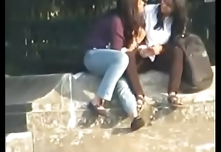 Lesbians caught on cam Part - 1