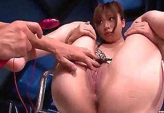 Serious toy porn scenes for amazing Mami Yuuki